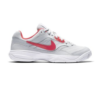 Nike Court Lite White/Red Women's Shoe
