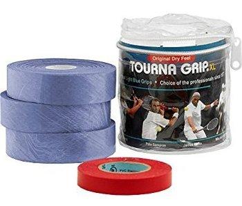 Tourna Overgrip XL 30 Pack Blue