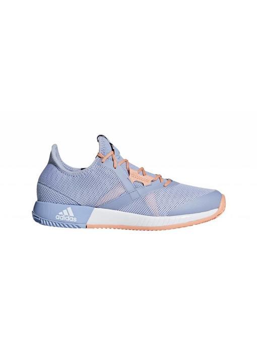 Adidas Defiant Bounce Blue/White/Coral Women's Shoes