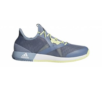 Adidas adizero Defiant Bounce Grey/Yellow Men's Shoes