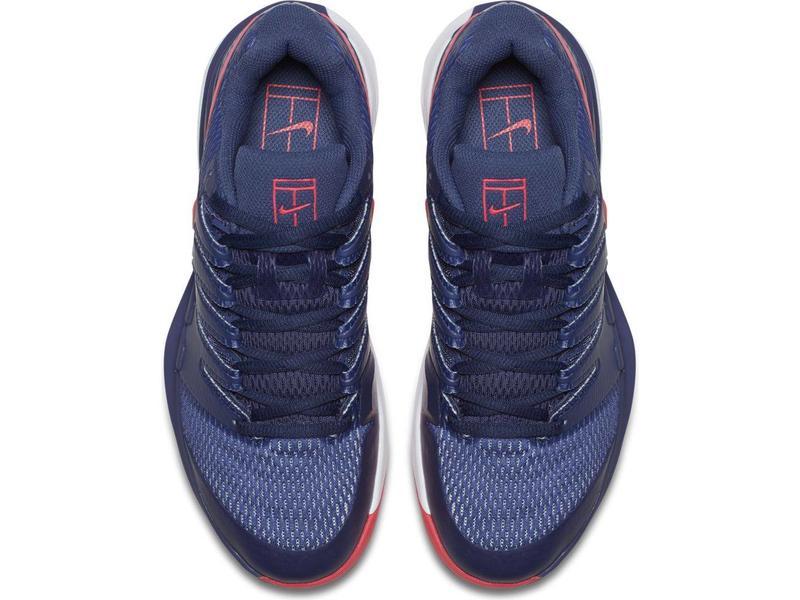 Nike Zoom Vapor X HC Blue Recall/Pink Women's Shoe