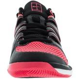 Nike Air Zoom Vapor X HC Black/ Solar Red Men's Shoe