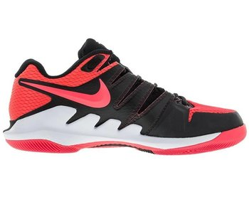 Nike Air Zoom Vapor X HC Black/ Solar Red Men's Shoe