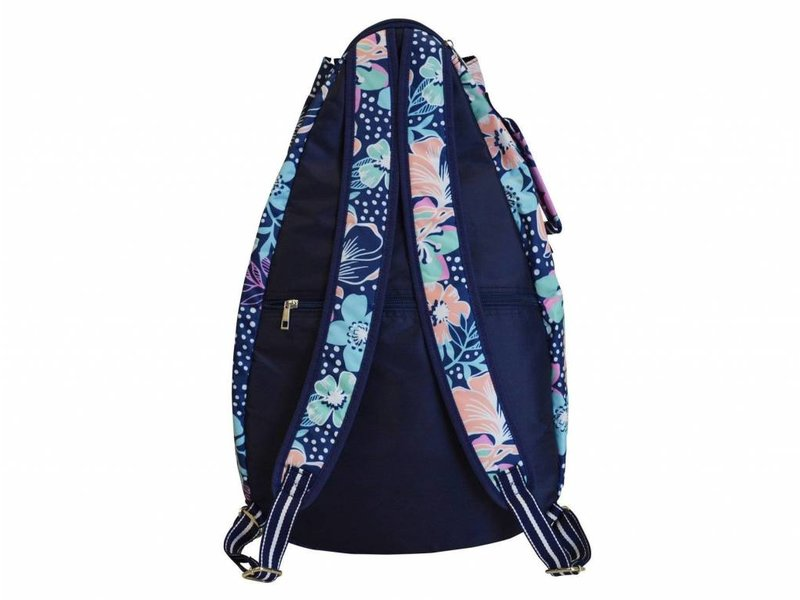 All For Color Backpack Midnight Blooms