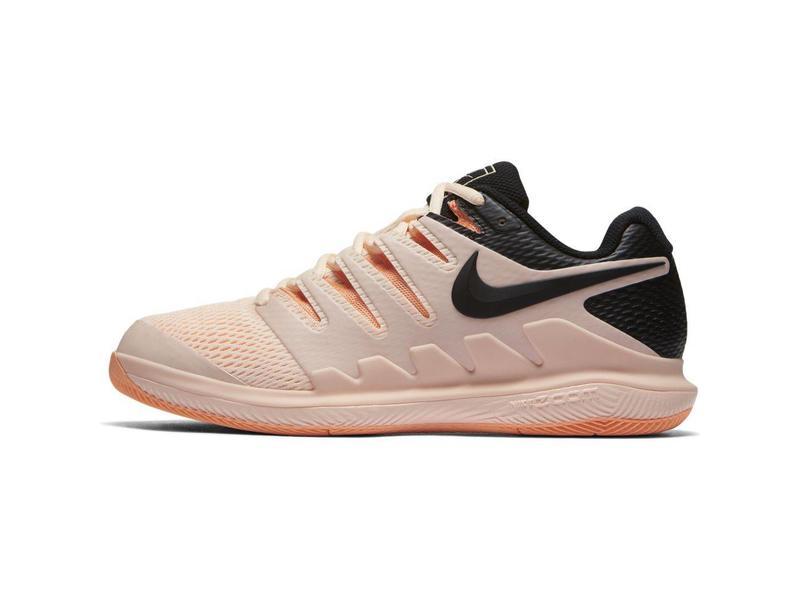 Nike Zoom Vapor X HC Crimson Tint/Black Women's Shoe