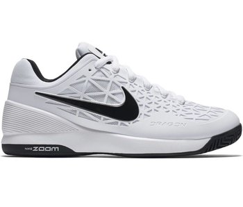 Nike Zoom Cage 2 White/Black Junior