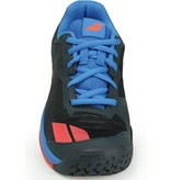 Babolat Jet All Court Grey/Blue/Red Junior Shoes