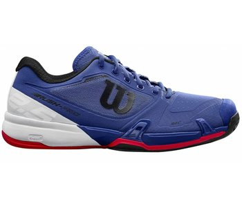 Wilson Rush Pro 2.5 Blue/White/Red Men's Shoe