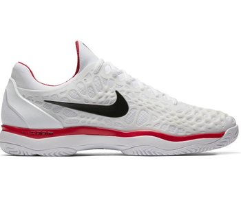 Nike Zoom Cage 3 HC White/Red Men's Shoe