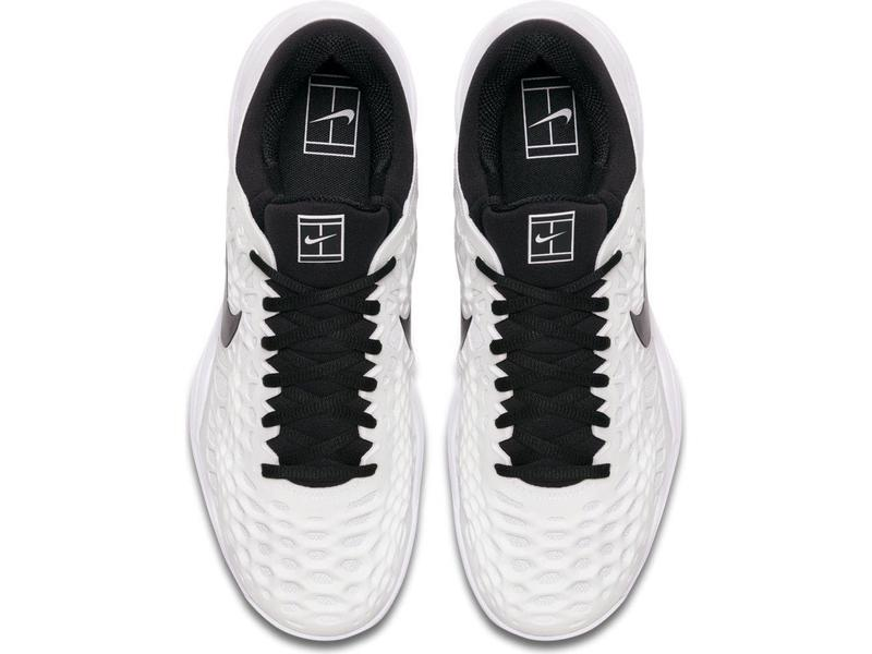 Nike Zoom Cage 3 HC White/Black Men's Shoe