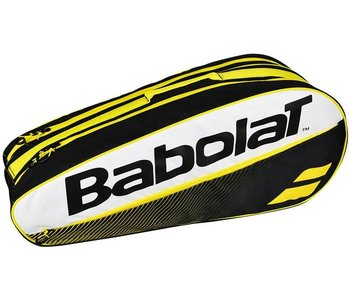 Babolat Club Classic 6 Pack Tennis Bag Yellow