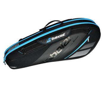 Babolat Team Line Black/Blue 6 Pack Expandable Bag