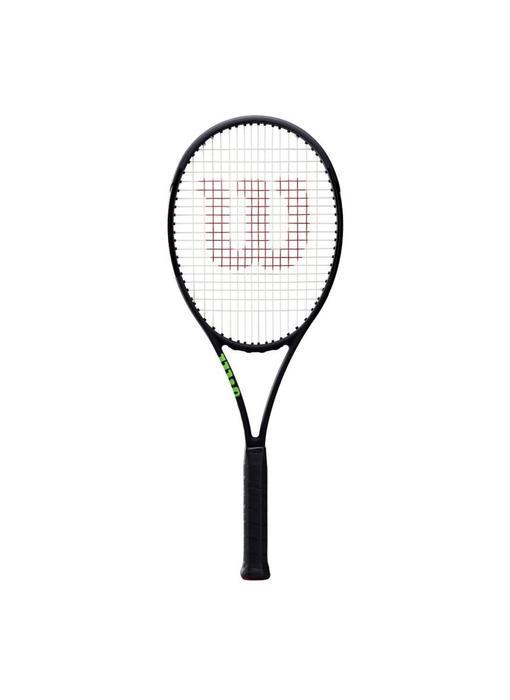 Wilson Blade 98 (16x19) Countervail Black Tennis Racquet