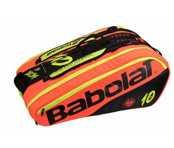 Babolat La Decima French Open 12 Pack Bag