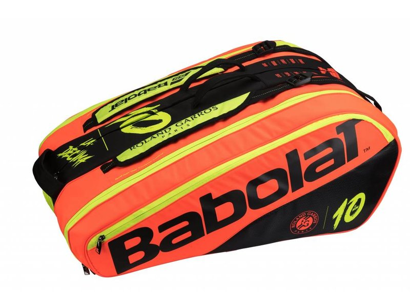 Babolat La Decima French Open 12 Pack Bag