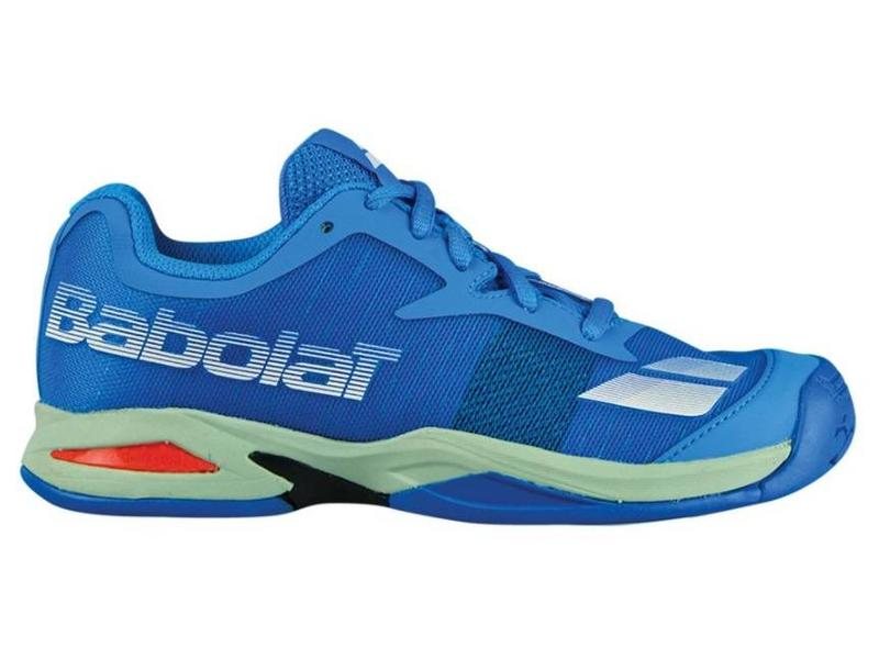 Babolat Jet All Court Blue/White Junior Shoes