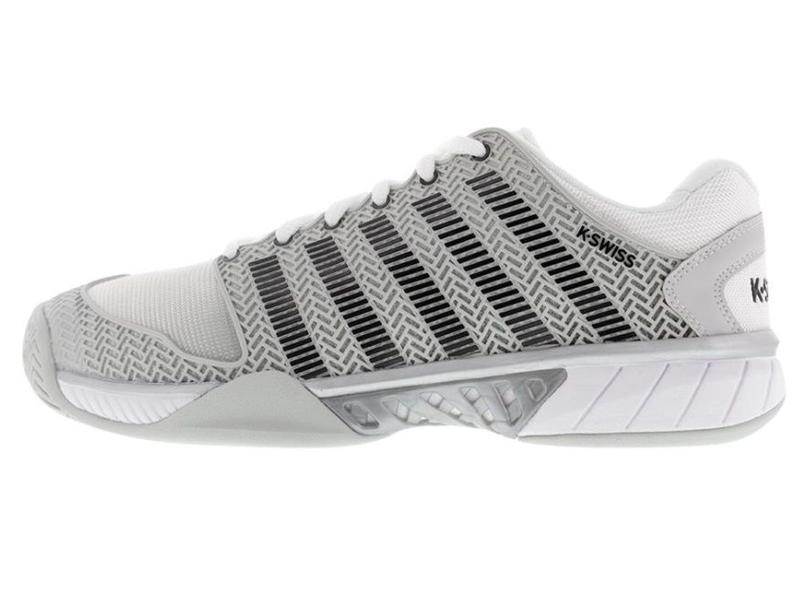 K-Swiss Hypercourt Express Grey/Silver Men's Shoe