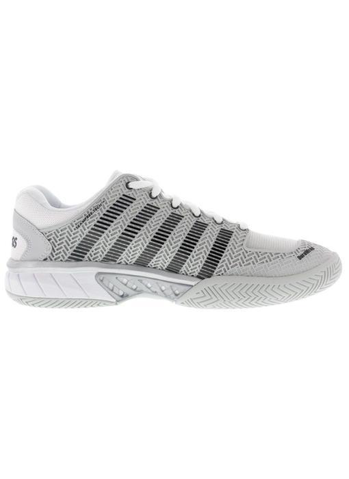 K-Swiss Hypercourt Express Grey/Silver Men's Shoe