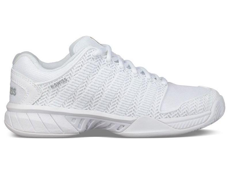 K-Swiss Hypercourt Express White Women's Shoe