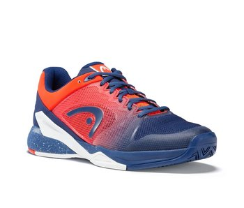 Head Revolt Pro 2.5 Blue/Flame Orange Men's Shoe