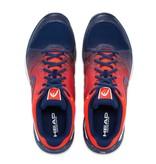 Head Revolt Pro 2.5 Blue/Flame Orange Men's Shoe