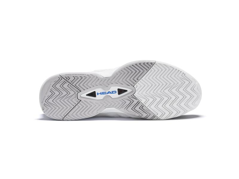 Head Revolt Pro 2.5 White/Grey Women's Shoe