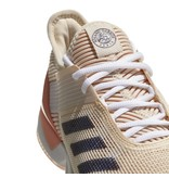 Adidas Adizero Ubersonic 3 Clay Coral/Indigo Women's Shoes