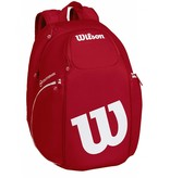 Wilson Pro Staff Backpack Red/White