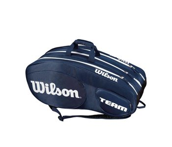 Wilson Team III Blue/White 12 Pack Bag