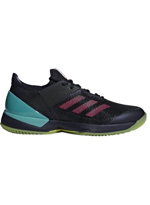 Adidas Adizero Ubersonic 3 Pink/Navy Women's Tennis Shoes