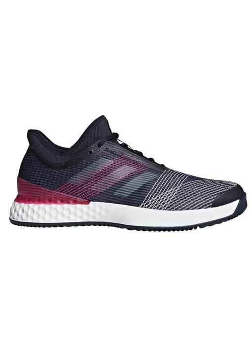 Adidas Adizero Ubersonic 3 Clay Ink/Pink Men's Shoes