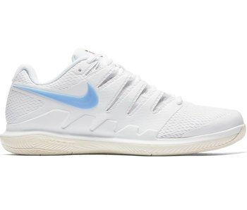 Nike Zoom Vapor X HC White/Blue Men's Shoe