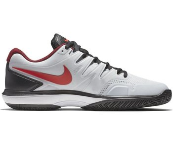 Nike Zoom Prestige Platinum/Red Men's Shoe