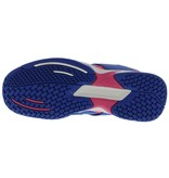 Babolat Propulse Fury Blue/Pink Jr Shoe