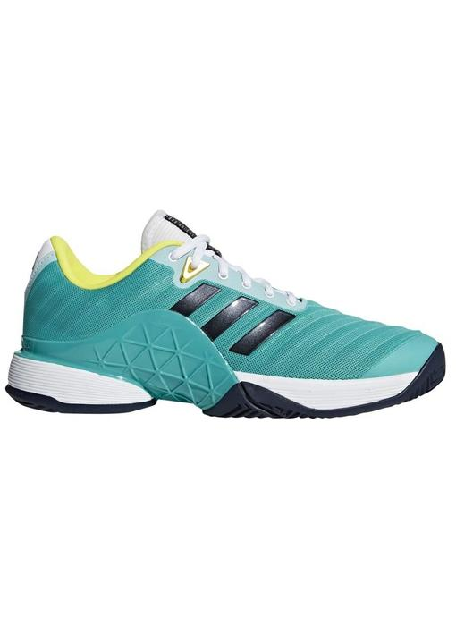 Adidas Barricade 2018 Aqua/Ink Men's Shoe