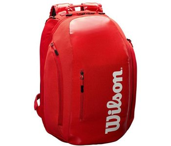 Wilson Wilson Super Tour InfraRED Backpack Bag