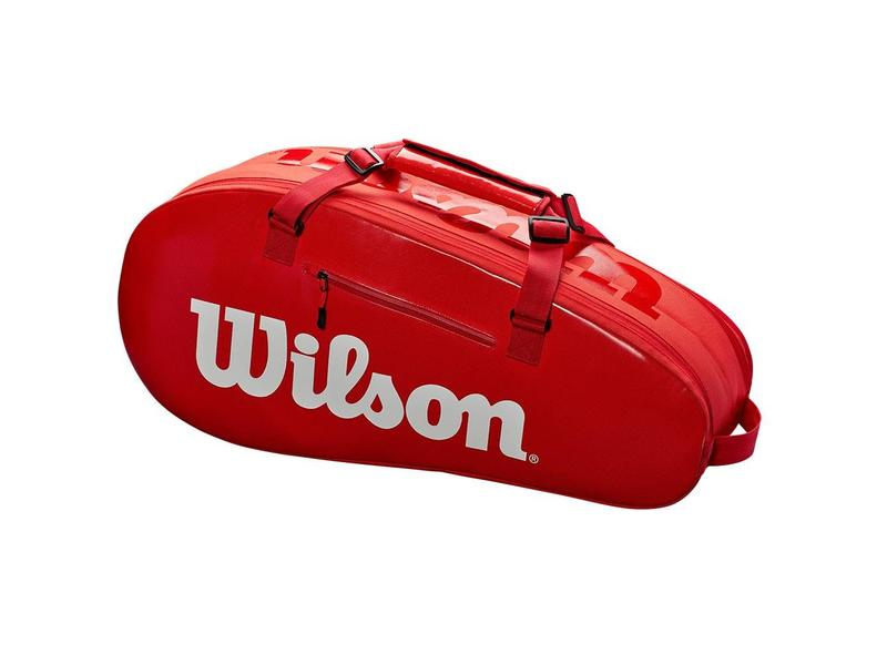 Wilson Super Tour 2 Compartment 3-Pack InfraRed Tennis Bag