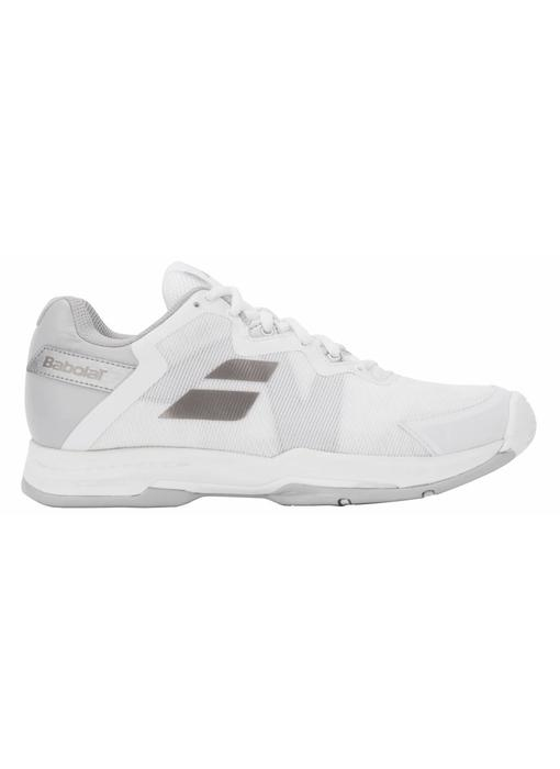 Babolat SFX3 All Court White/Silver Women's Shoes