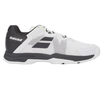 Babolat SFX3 All Court White/Blk/Silver Men's Shoes