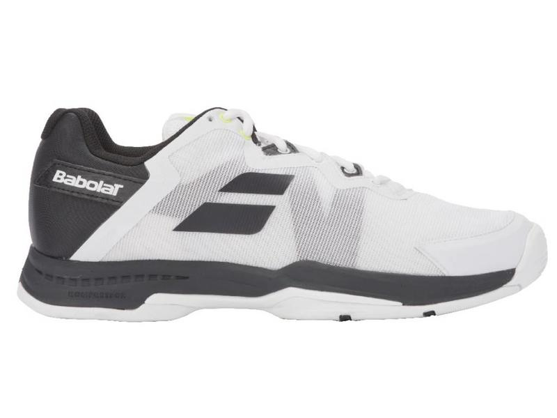 Babolat SFX3 All Court White/Blk/Silver Men's Shoes