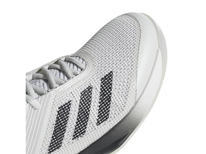 Adidas Adizero Ubersonic 3 Grey/Pink Women's Shoe