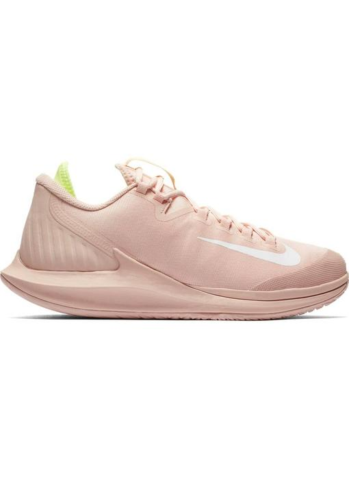 Nike Court Air Zoom Zero HC Women's Pink Arctic Orange/Volt Glow