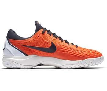 Nike Zoom Cage 3 HC Orange/Blue/White Men's Shoe