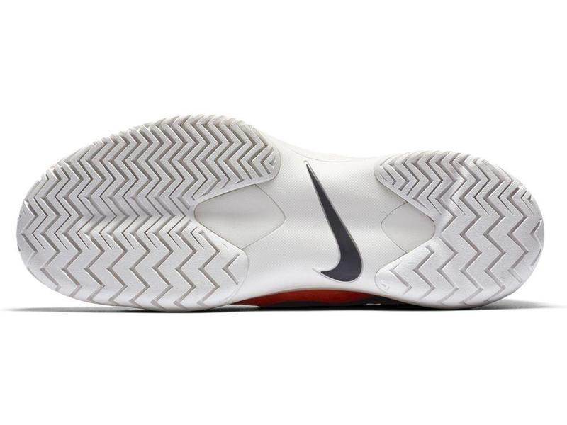 Nike Zoom Cage 3 HC Orange/Blue/White Men's Shoe