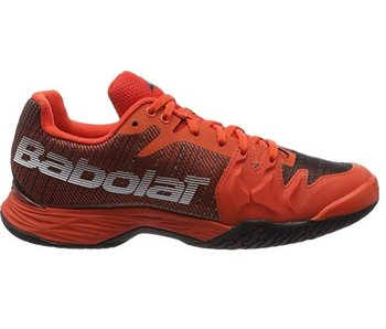 Babolat Jet Mach II AC Orange/Black Men's Shoe