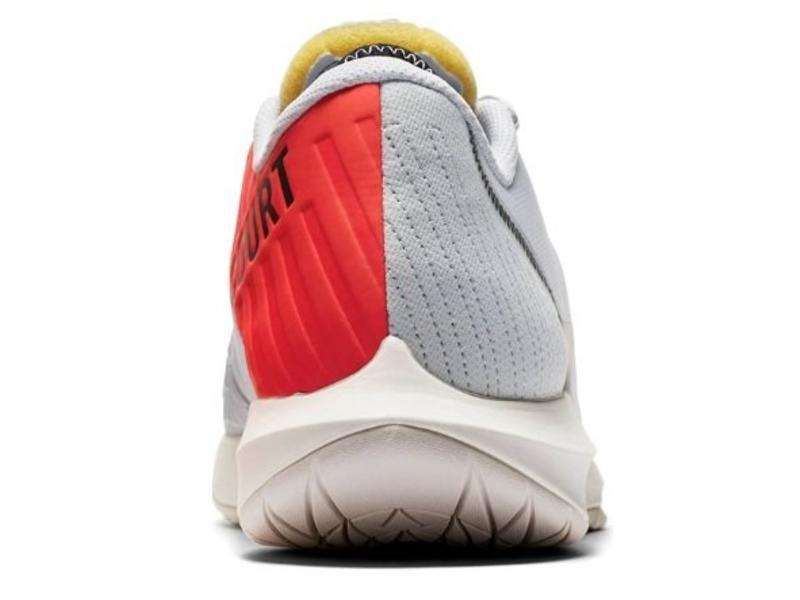 Nike Court Air Zoom Zero HC QS Women's Platinum/Black