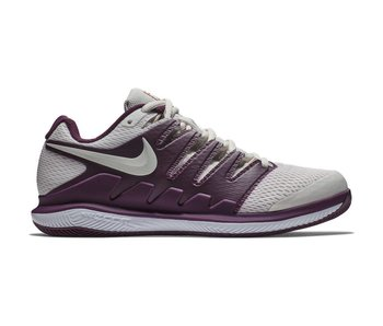 Nike Women's Air Zoom Vapor X Bordeaux/ Phantom White  Shoe