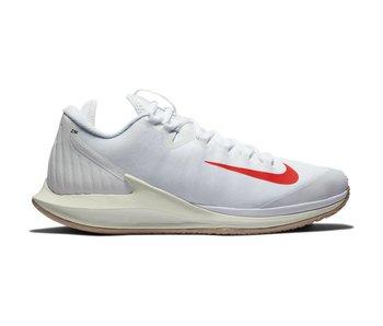 Nike Men' Court Air Zoom Zero Tennis Shoe White/Phantom
