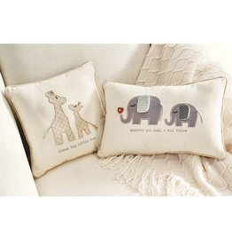 mud pie dream big pillow