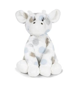 Little Giraffe Luxe Dot Plush Little Giraffe - Blue